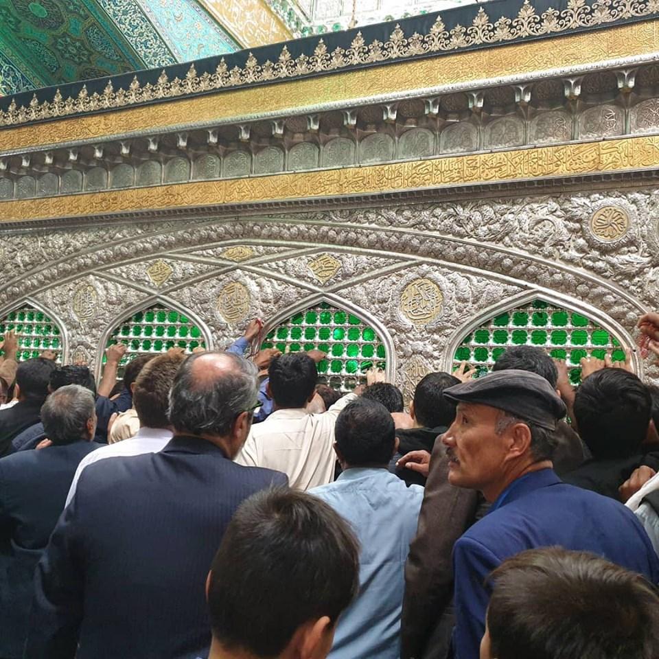 Ziarah Imam Ridha Alaihissalam-IslamRamah.co