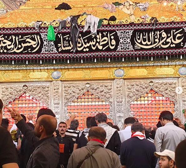 Ziarah Ahlul Bait di Samarra-IslamRamah.co