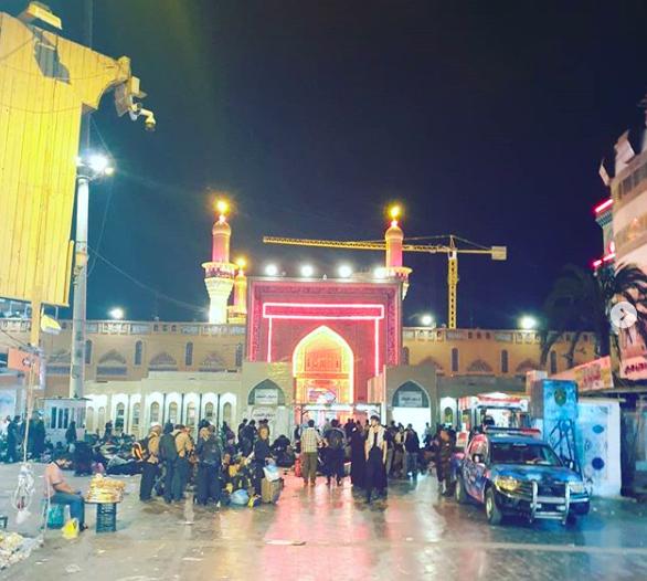 Ziarah Al-Kadzimain-IslamRamah.co