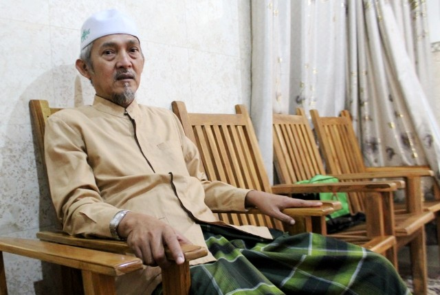 KH Kafabihi Mahrus-Jangan Ragu Memondokkan Anak Di Pesantren-IslamRamah.co