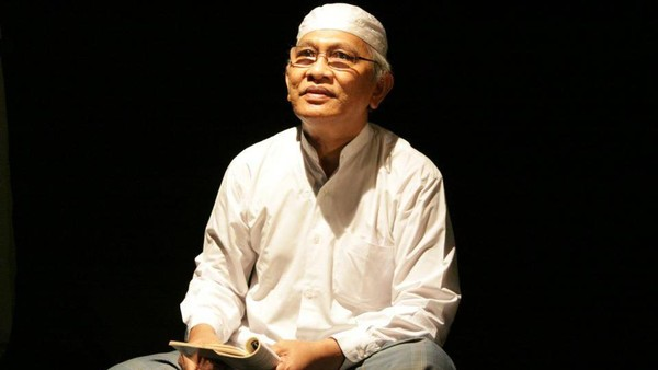 Gus Mus-Bulan Rajab Momentum Mendekatkan Diri Kepada Allah-IslamRamah.co
