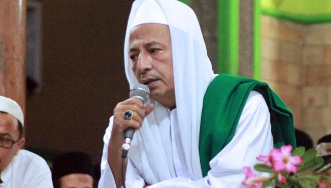 Habib Luthfi-Tanamkan Cinta Tanah Air Sejak Dini-IslamRamah.co