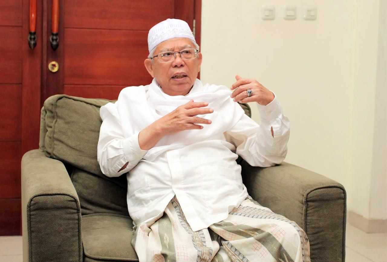 KH Ma'ruf Amin- Islam Memberikan Kemudahan di Tengah Situasi Sulit-IslamRamah.co