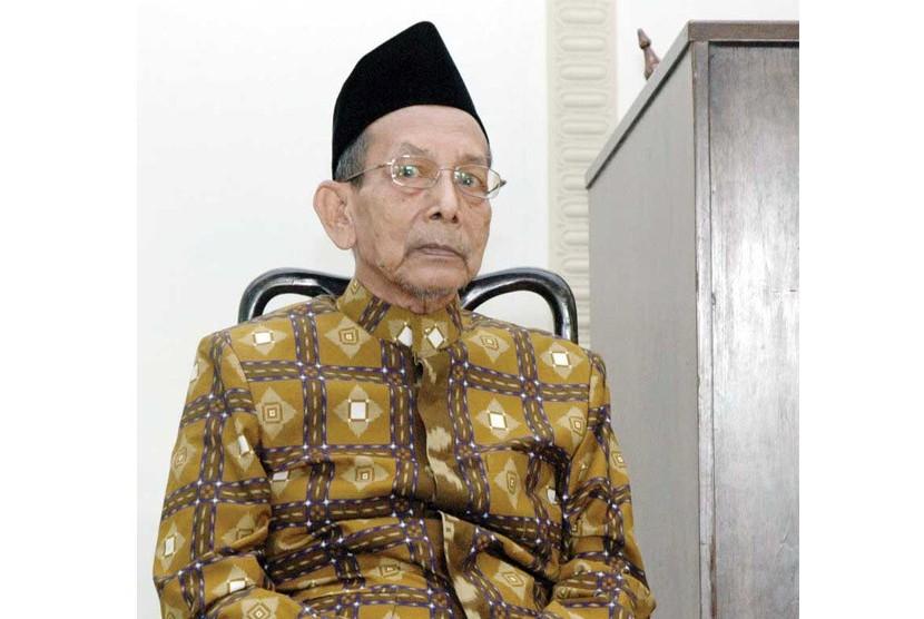 KH. Achmad Muchith Muzadi, Perumus Konseptual Aswaja NU-IslamRamah.co