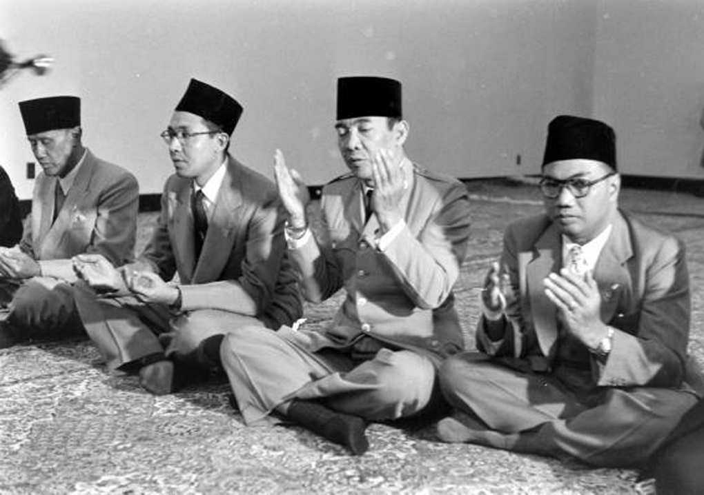 Ngaji Bung Karno- Islam Agama Perdamaian-IslamRamah.co