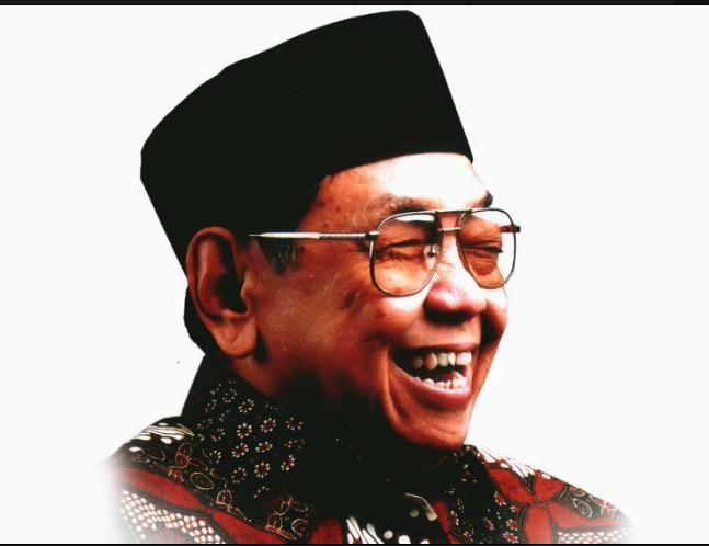 KH Abdurrahman Wahid- Sang Penakluk Dunia-IslamRamah.co