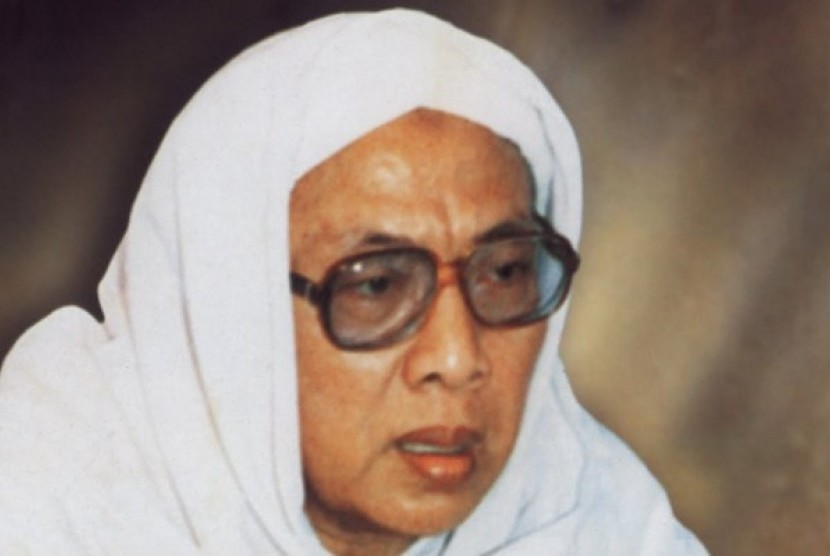 KH Achmad Siddiq- Menjernihkan Hubungan Pancasila dengan Islam-IslamRamah.co