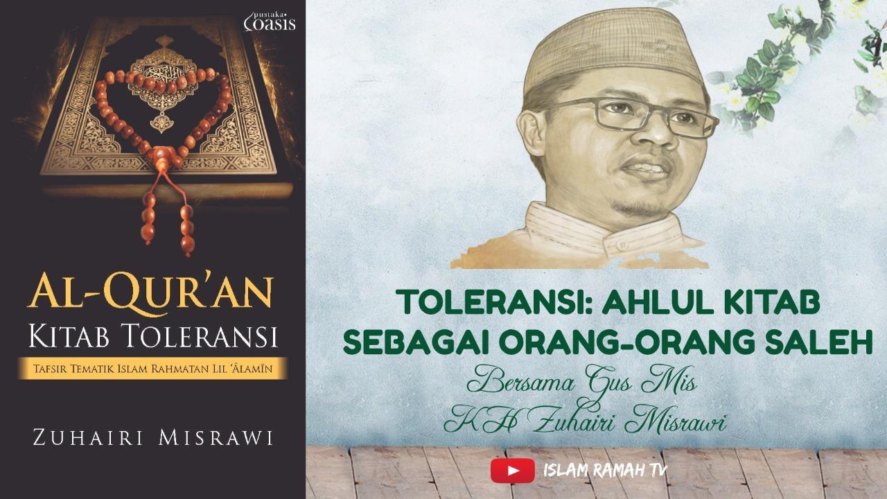 Toleransi-Ahlul Kitab sebagai Orang-orang Saleh-IslamRamah.co