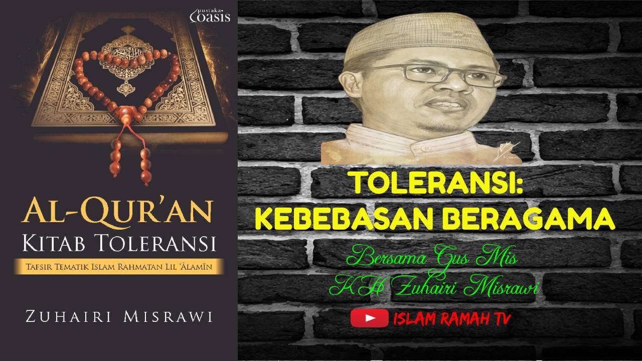 Toleransi-Kebebasan Beragama-IslamRamah.co