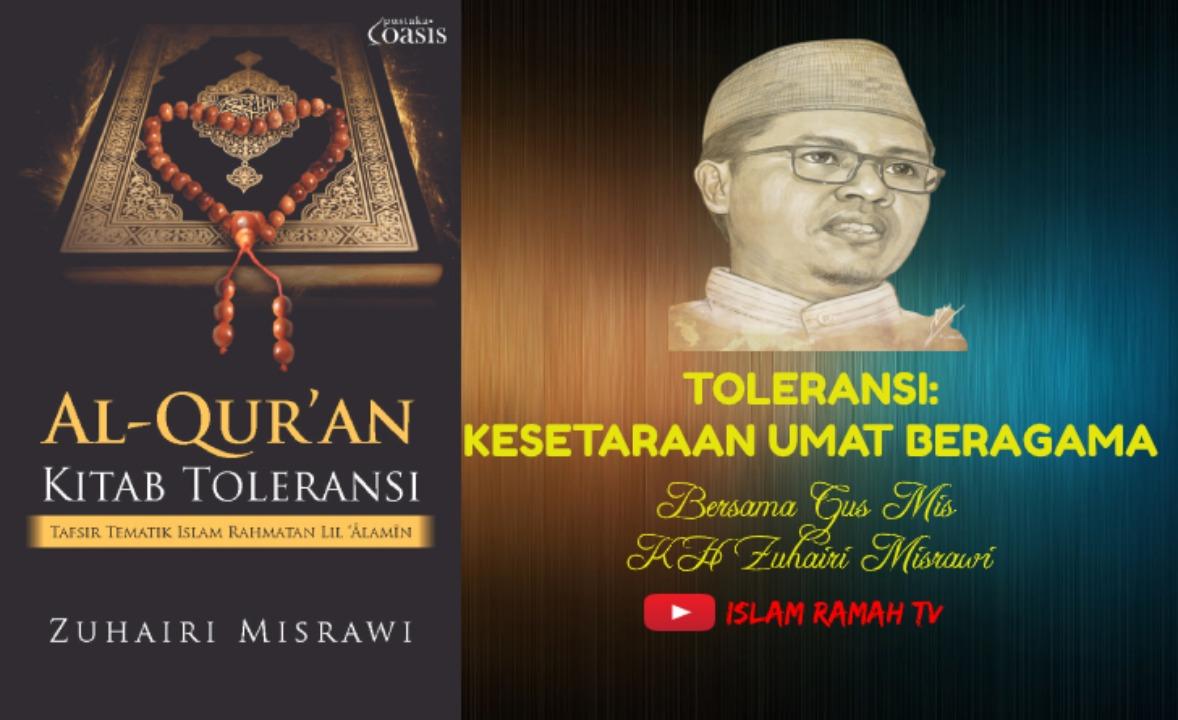 Toleransi- Kesetaraan Umat Beragama-IslamRamah.co