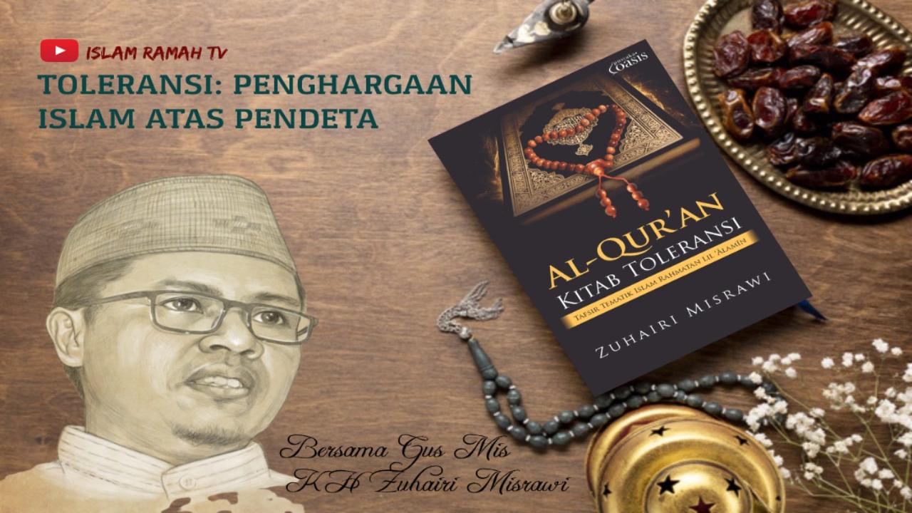 Toleransi-Penghargaan Islam atas Pendeta-IslamRamah.co