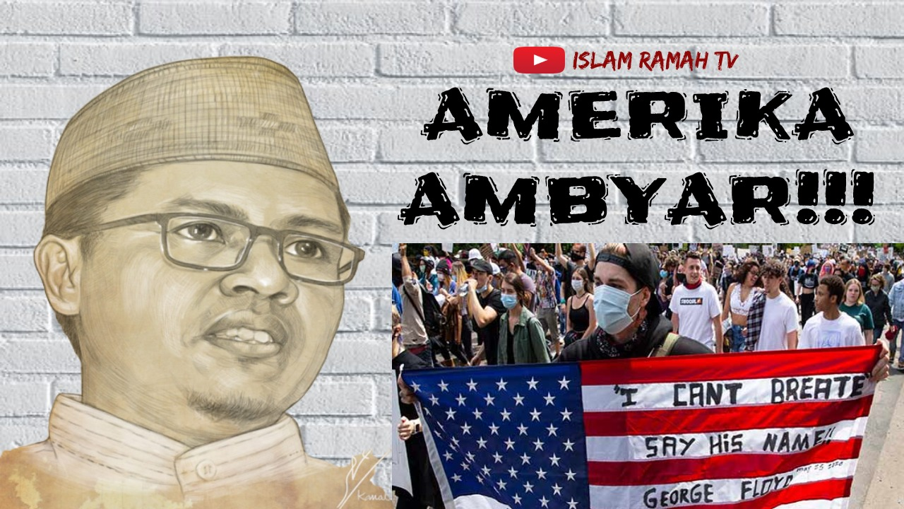 Amerika Ambyar-IslamRamah.co