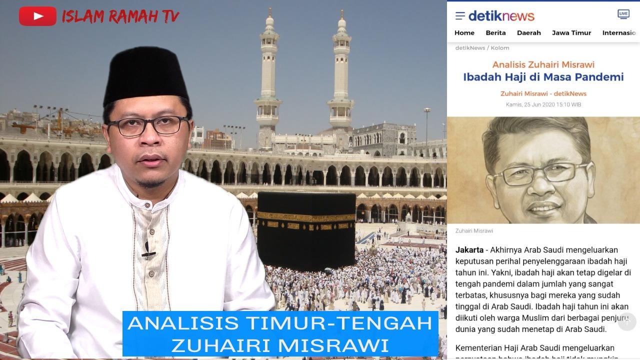 Analisis Timur Tengah-Ibadah Haji di Masa Pandemi-IslamRamah.co