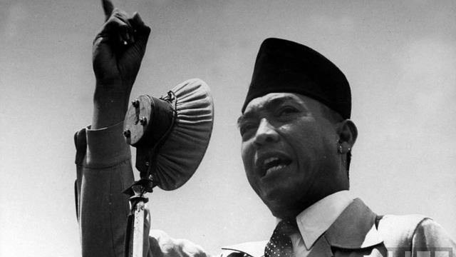 Dahsyatnya Komunikasi Politik Bung Karno-IslamRamah.co
