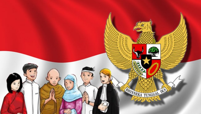 Pancasila dan Toleransi Beragama-IslamRamah.co